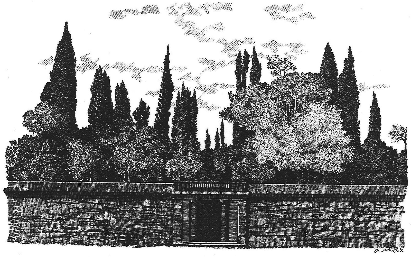 Innenarchitekten Kammer Hessen Eingang Versunkener Tempel